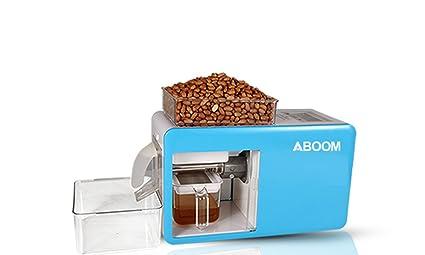 aboom Home Series frío Extractor de prensa de aceite para 18 aceite de tipo de plantas