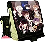 YOYOSHome Anime Diabolik Lovers Cosplay Bookbag Daypack Backpack School Bag