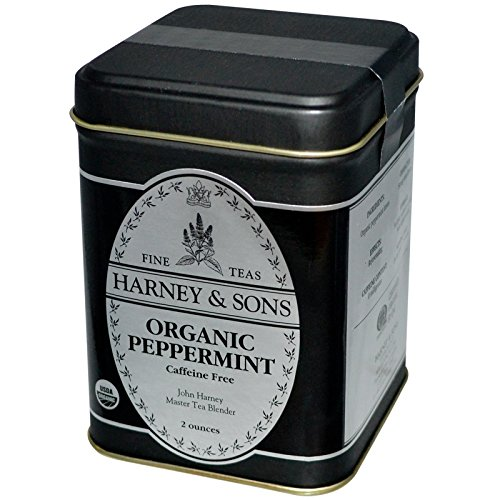 (Harney & Sons Organic Peppermint Loose Tea)
