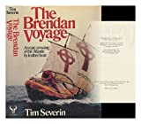 Front cover for the book The Brendan Voyage by Timothy Severin