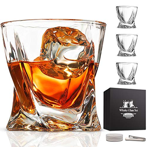 Whiskey Glass Set Lead Free Glassware product image