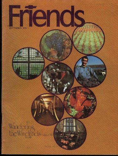 (Napa Valley Wine Chevrolet Vega Wagon & Suburban FRIENDS 9/1974)