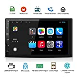 Android 8.0 Octa Core 2G DDR3 + 16G Car Radio Stereo 7 inch Capacitive Touch Screen High Definition 1024x600 GPS Navigation Bluetooth USB SD Player NAND Memory Flash SP-AT2018-2G16