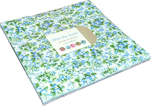 Moda Sentimental Studios (Wild Blue Yonder Layer Cake, 42 - 10