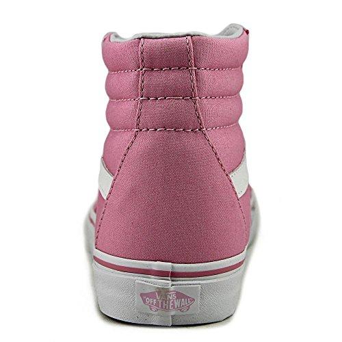 Hi True White Sk8 High Prism Pink Shoe Canvas Ankle Slim Vans Skateboarding 6Fq5xw7gn