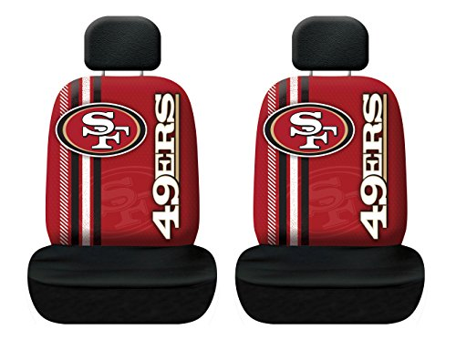 car seat cover 49ers - 5