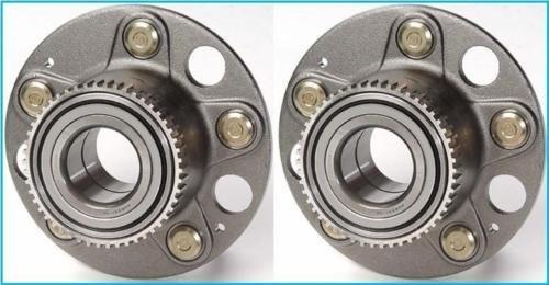 DTA Rear Wheel Bearing & Hub Assemblies NT512008 x2 (Pair) Brand New Fit 1991-1995 Acura Legend Rear Wheel