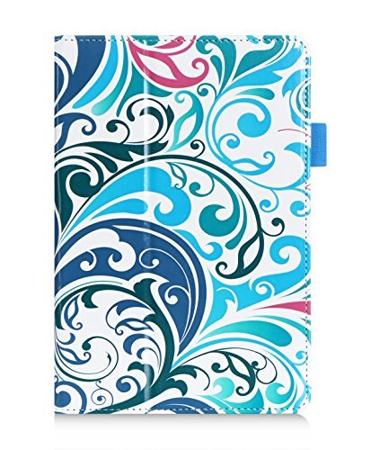 FYY Galaxy Tab A 8.0 Case - Ultra Slim Magnetic Smart Cover Case for Samsung Galaxy Tab A 8.0 (P350/T350) Pattern-16 by FYY