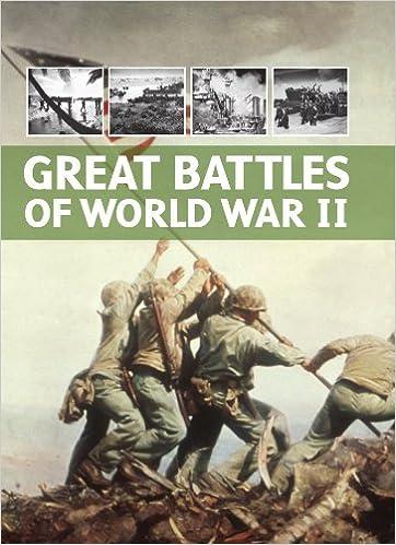 Great Battles of World War II - Military Pocket Guides