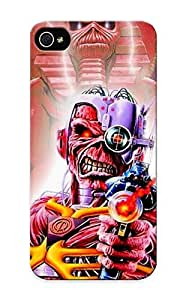 Stylishgojkqt High Quality Shock Absorbing For Case Samsung Galaxy Note 2 N7100 Coveriron Maiden Bands Groups Entertainment Hard Rock Heavy Metal Eddie Album Art Dark Skulls Covers