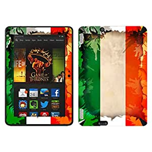 "Motivos Disagu Design Skin para Amazon Kindle Fire HDX 7: ""Irland"""
