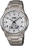 [カシオ] 腕時計 ウェーブセプター 電波ソーラー WVA-M630TDE-7AJF シルバー