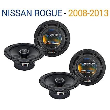 2007 nissan altima speaker size