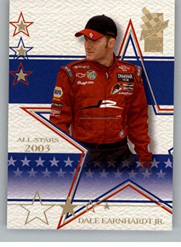 (2003 Press Pass VIP Tin #CT31 Dale Earnhardt Jr. AS NM-MT)