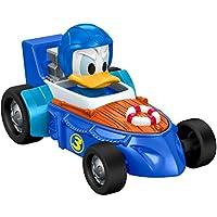 Fisher-Price Disney Mickey y los corredores de Roadster, Donald's Cabin Cruiser