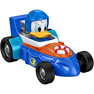 Fisher-Price Disney Mickey & the Roadster Racers, Donald's Cabin Cruiser