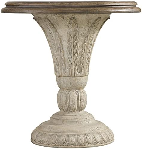 Reviewed: Hooker Furniture Solana Round Pedestal Accent Table