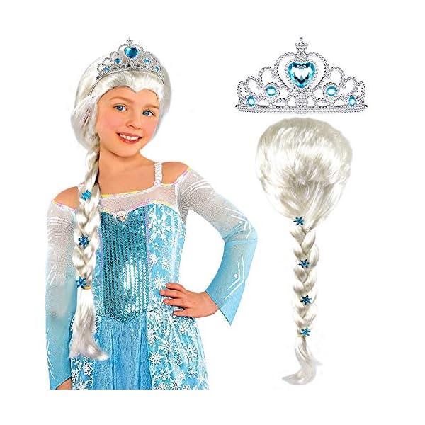 Disney Elsa Tiara Costume Dress-Up Accessory Frozen