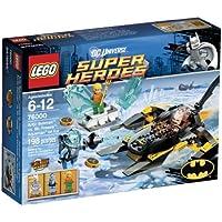 LEGO Super Heroes Arctic Batman vs Mr Freeze 76000–