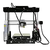 Anet A8 - Prusa i3 DIY 3D Printer - Prints ABS, PLA, and Lots More by Anet