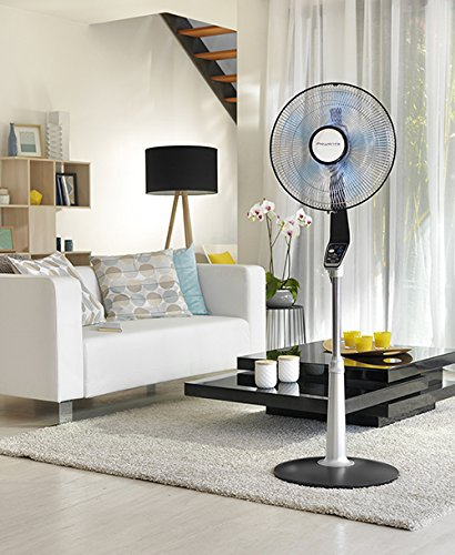 Rowenta VU5670 Turbo Silence Standing Fan Black Friday Deals 2020