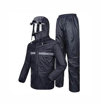MMLI-Chubasqueros Impermeable Chaqueta Pantalones Ropa Impermeable  Impermeable Chaqueta de esquí Chaqueta Pantalones 41afe49a445