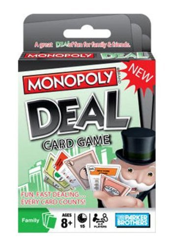 Monopoly Deal Card Game from Hasbro