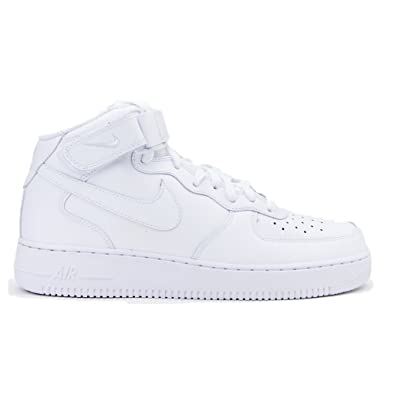 NIKE Men s Air Force 1 Mid 07 Trainers  Amazon.co.uk  Shoes   Bags 36861940e