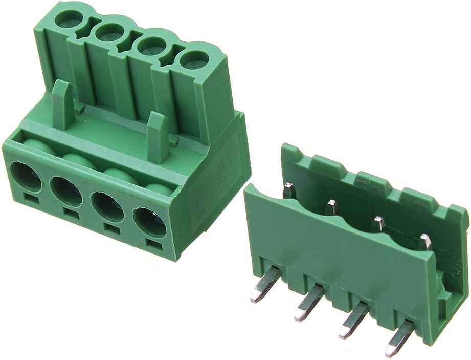 N//D Cable Conector SAE de 2 Pines autom/óvil Paquete de 2 18 AWG 30 cm Tractor Cable de extensi/ón automotriz para Motocicleta Enchufe de desconexi/ón SAE de Conector r/ápido