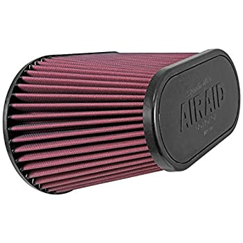 Image of Airaid (AIR-720-128) Universal Clamp-On Air Filter: Oval Tapered; 4.5 Inch (114 mm) Flange ID; 7.375 Inch (187 mm) Height; 11.5 Inch x 7 Inch (292 mm x 178 mm) Base; 9 Inch x 4.5 Inch (229 mm x114 mm) Top Air Filters