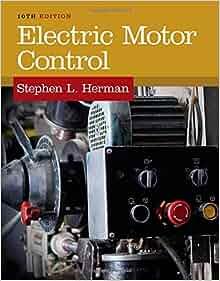 Electric Motor Control Stephen Herman 9781133702818