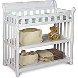 Delta Children Eclipse Changing Table, White