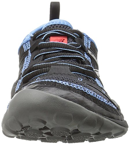 New Balance Minimus, Scarpe da Trail Running Donna Nero (Black/Blue)