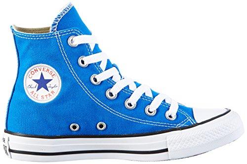 Converse Unisex-Erwachsene CTAS Hi Sneakers Blau (Soar)