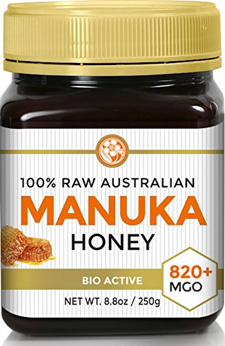 Certified Organic Manuka Honey - 6
