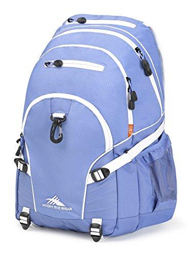 High Sierra Loop Backpack, Lapis/White ()