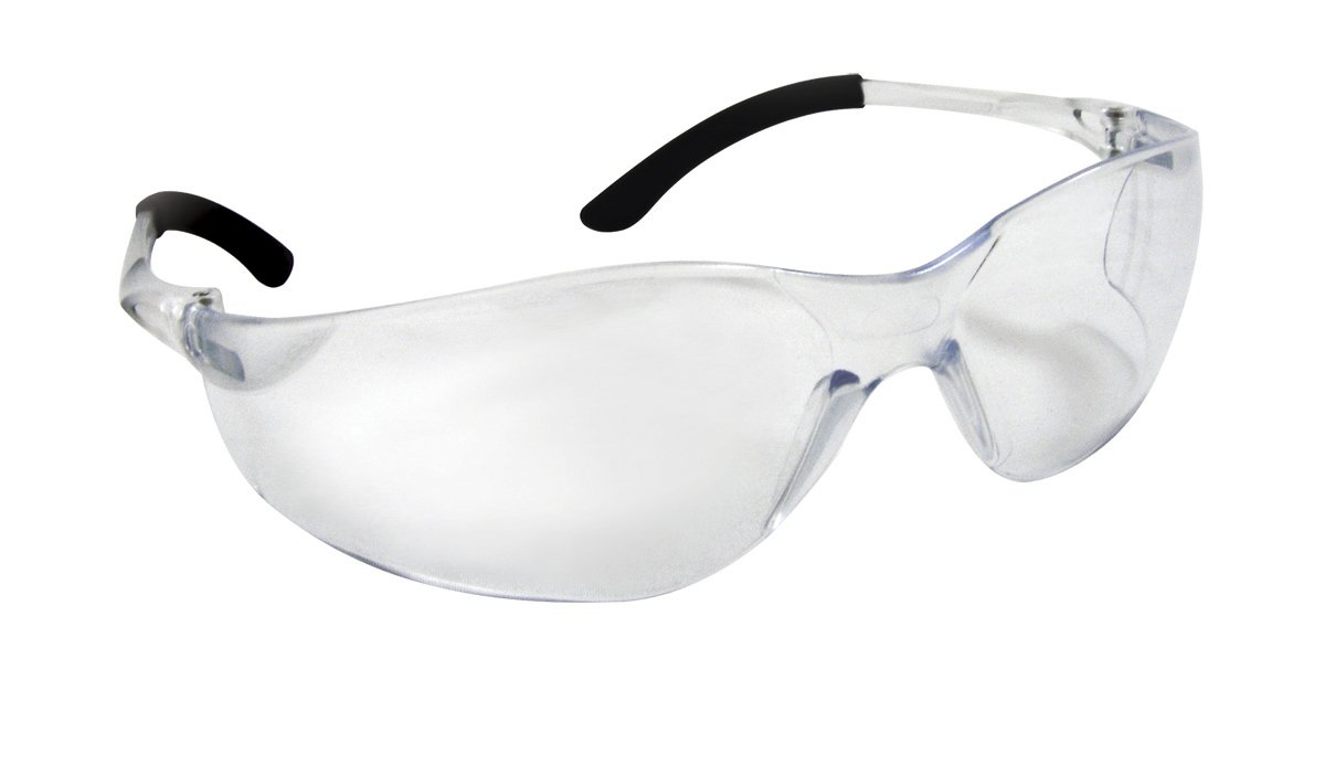 SAS Safety 5330 NSX Turbo Safety Glasses, Clear Lens