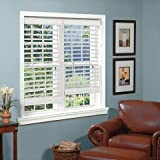 DEZ Furnishing QAWT274840 2 in. Faux Wood Blind44 - Best Reviews Guide