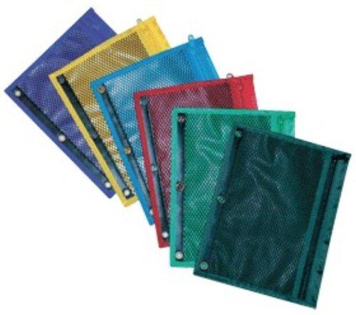 zipper binder pocket 68500