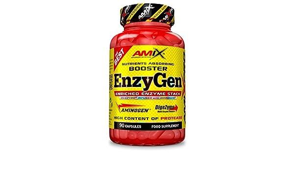 AmixPRO EnzyGen 90 caps.: Amazon.es: Salud y cuidado personal