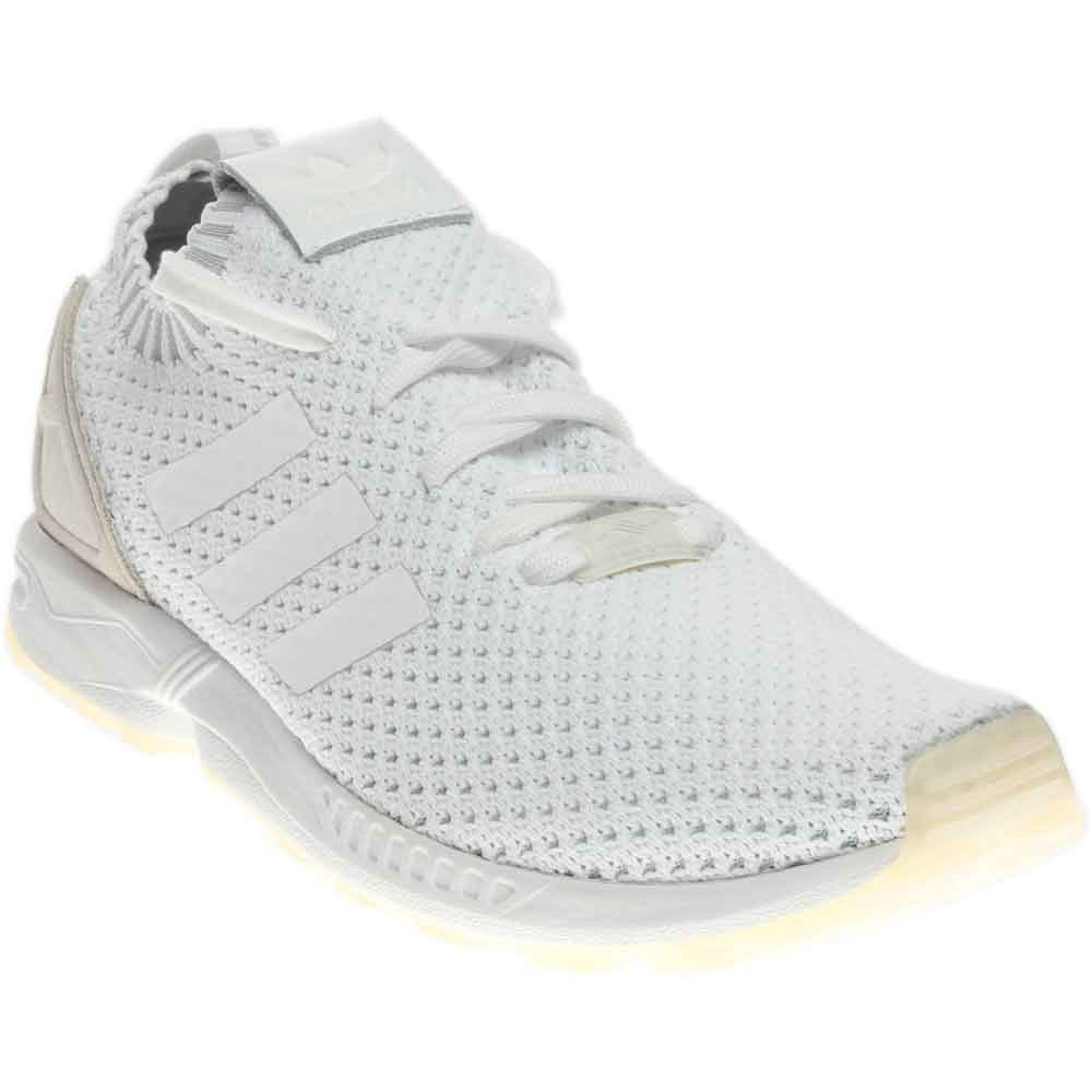 save off 9f847 17d3c Amazon.com | adidas Men's Zx Flux Primeknit Low-Top Sneakers ...