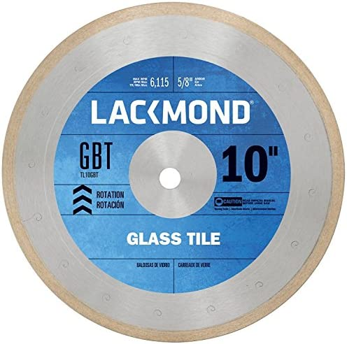 Lackmond Beast Pro Series Glass Tile Saw Blade - 10