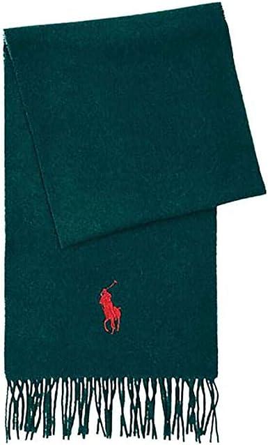 Polo Ralph Lauren - Bufanda - para hombre verde Talla única ...