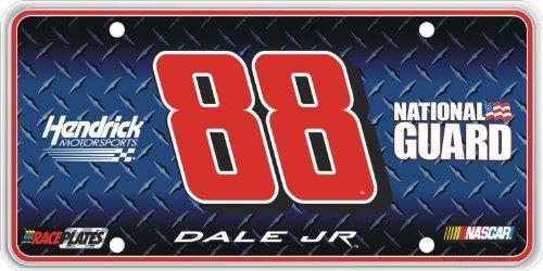 (Sponsor Series #88 Dale Earnhardt Jr. National Guard (D) License Plate)