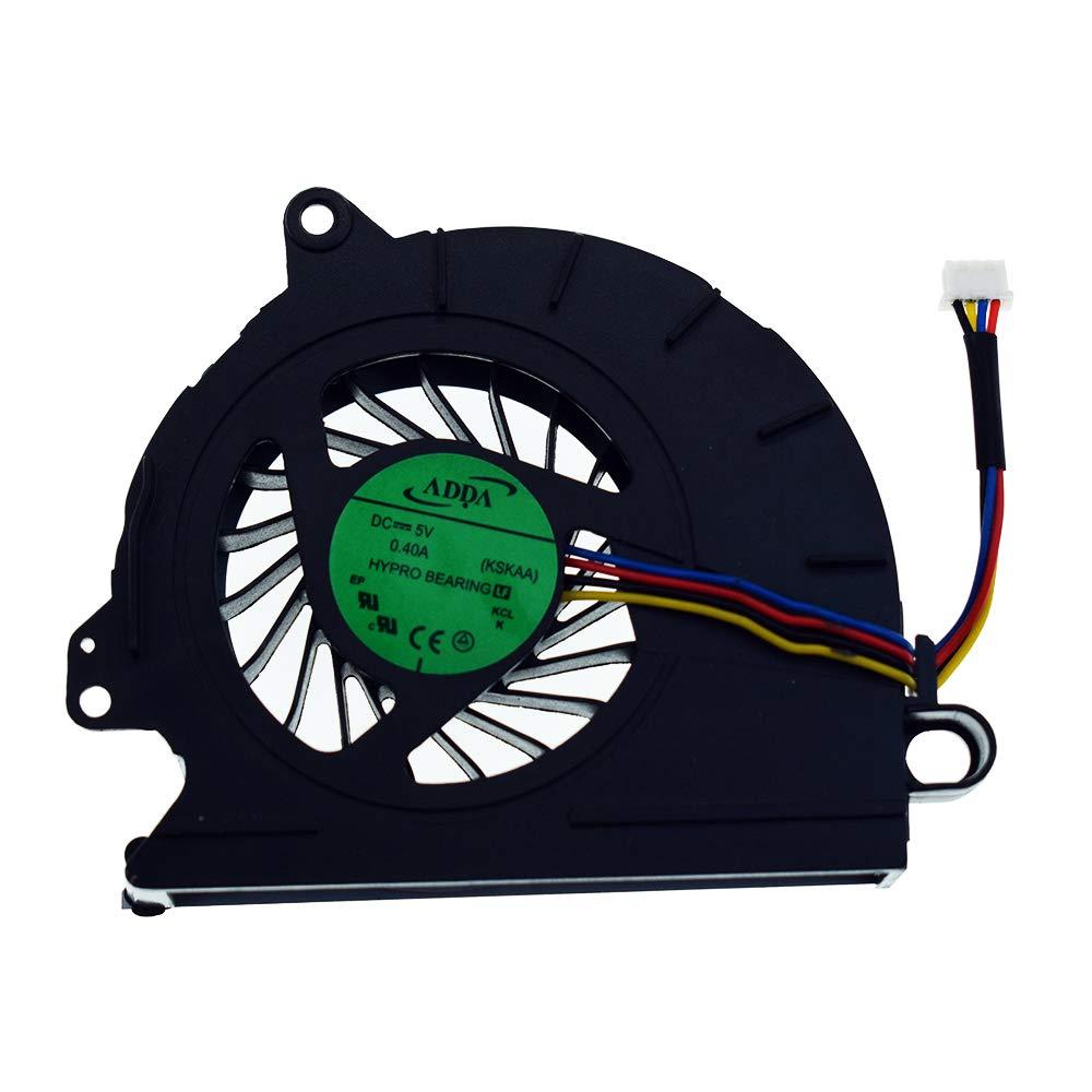 CPU Cooling Fan GB0507PGV1-A 594049-001 592950-001 Elitebook