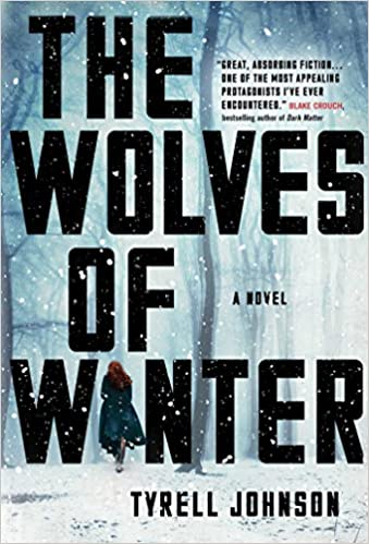 Image result for wolves of winter book