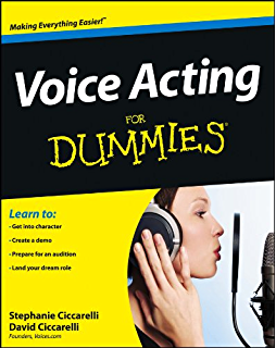 Breaking into acting for dummies kindle edition by larry garrison voice acting for dummies fandeluxe Images