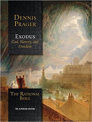 Prager – The Rational Bible: Exodus