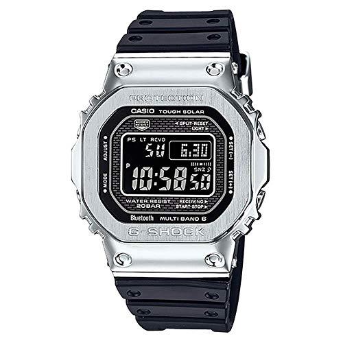 G-Shock Men's GMW-B5000-1CR Black/Silver One Size