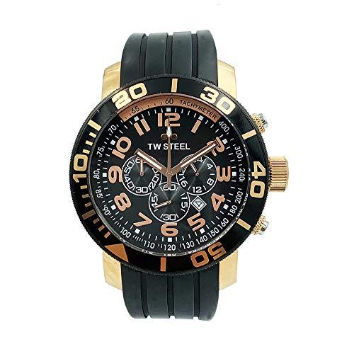 TW Steel Grandeur Quartz Male Watch TW92 (Certified Pre-Owned)